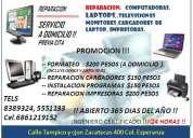 Reparacion computadoras mexicali !!