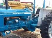 Tractor agricola ford 6600 excelente estado