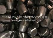 Compramos desperdicios metalicos de carburo de tungsteno