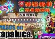 payasos para fiestas infantiles y familiares en ixtapaluca y alrededores