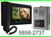 Interfonos y videoporteros tecnicos en zona