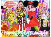 Show de payasos con mickey y mimi mouse - df/edomex