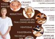 Escuela spa masters capacitaciÓn breve profesional con certificado oficial