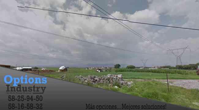 Terreno en venta Toluca