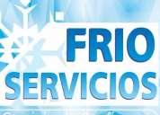 Venta, reparacion y mantenimiento de aire acondicionado tanto domestico como industrial.
