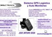 Gps; localizacion, rastreo, monitoreo