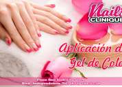 Gel de color en uÑas torreon