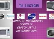 Reparacion de hornos de microondas industriales,amana,menumaster,lg,daewoo,samsung,sharp