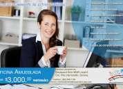 Oficinas físicas desde 3000 mxn, hermosillo sonora