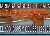 Marimba en zona de azcapotzalco tel:6001-3885