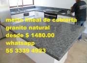 !! para tu casa cubierta de granito natural !!