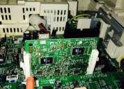 Mantenimiento a conmutador telefonico samsung officerserv 7400