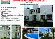 Casas,  alberca,10 min. imss plan de ayala, cuernavaca, morelos