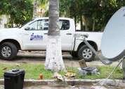 Internet satelital jabasat - comunicación satelital