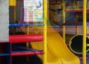 Juegos dirigidos a niños de 4 años en adelante, para salones de fiestas infantiles, juegos modular