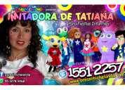 Show musical de tatiana para dia del niÑo - cdmx/edomx