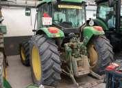 Tractor agricola john deere 6420
