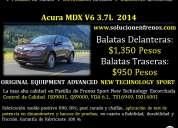 Gran venta especial en frenos para todo vehículo o/y camioneta