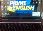 Prime english online clases. contactarse.