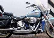 Harley davidson softail heritage.
