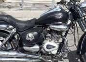 Excelente moto choper estandar modelo kamikize
