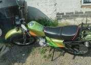 Excelente motocicleta 125 -09