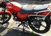 Excelente moto honda keeway 125