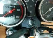 Hermosa moto italika dm 125, buen estado.