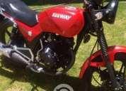 Venta de moto 125cc seminueva -2015