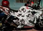 Excelente moto honda cbr600  -1993