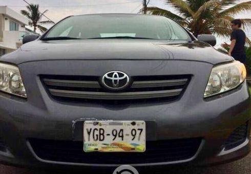 Excelente Toyota corolla excelente -2009