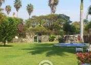 Excelente casa con jardin bodas con hospedaje cuernavaca