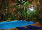 Hermosa casa vacacional en tequisquiapan con piscina