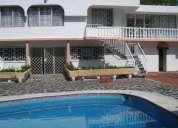 Villa 3 recamaras 2 baños alberca.