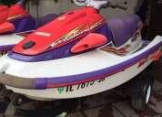 Linda yamaha jetski waverunner 1100cc