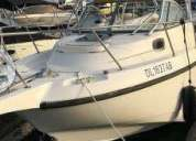 Excelente lancha boston whaler 26 pies