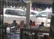 Oportunidad!. local comercial con vitrinas y anaqueles