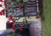 Lindo departamento de una recamara con jardín