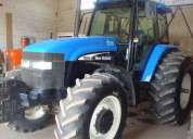 Tractor new holland 2002