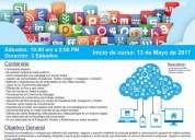 Curso de marketing en redes sociales (estrategias empresariales)