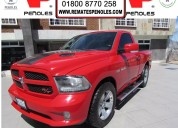 Peñoles vende dodge ram rt 2013 pickup regular cab r/t hemi 6vel 4x2