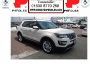 Peñoles remata ford explorer limited 2016