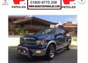 Peñoles vende dodge ram laramie 2011 pickup crew cab laramie 5.7l 4x4