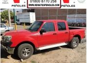 Peñoles vende ford ranger 2011 pickup xlt l4 crew cab 5 velocidades estandar a/a