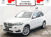 Peñoles remata bmw x5 2015 xdrive50ia security