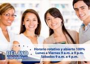 Inscripcion a $ 1 peso valido hasta el 13 de mayo 2017
