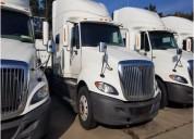 tracto camiones international 2013