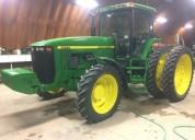 Tractor agricola john deere 8200