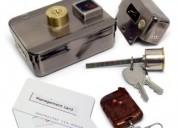 Cerradura inteligente, antirrobo, acceso por tarjeta en monterrey