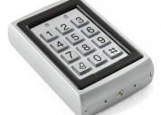Teclado controlador, código/tarjeta, puerta en monterrey